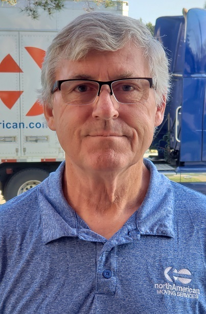 Class Pays Driver Danny Lee Collins Named Super Van Operator by AMSA