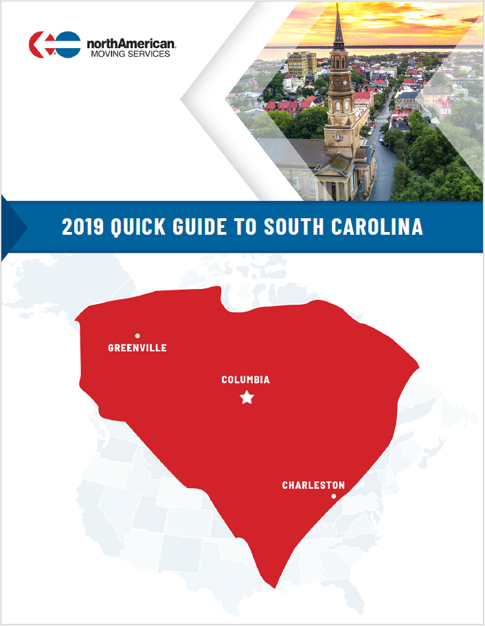 South Carolina State Guide